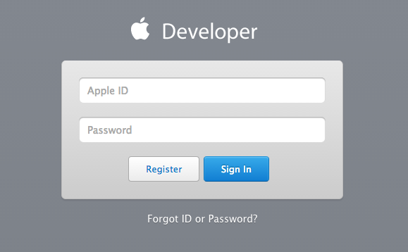 sign up apple id