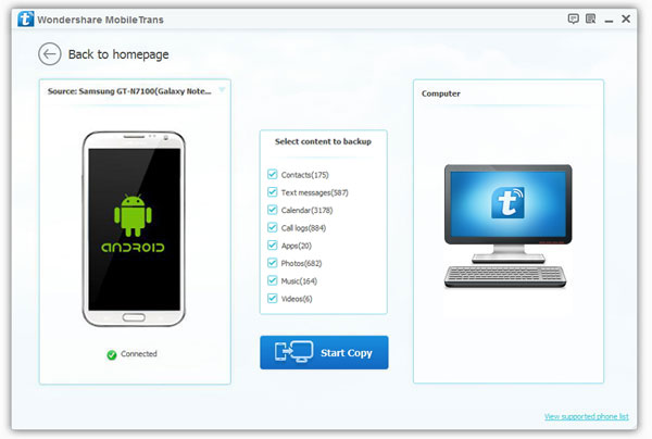 How to Transfer Photos from Samsung Galaxy A3/A5 to Computer