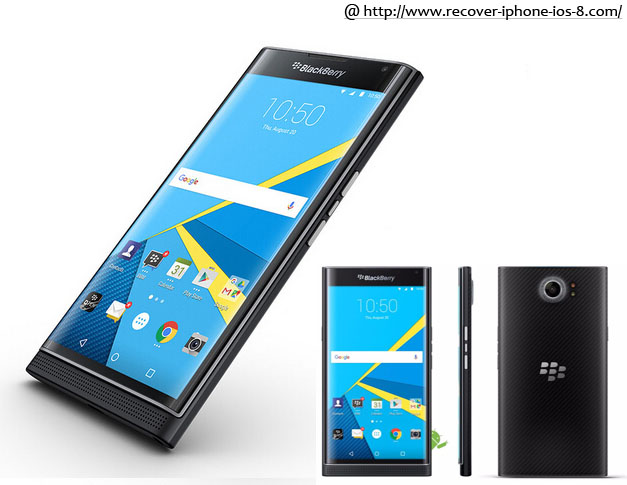 How to Transfer Contacts from Android Phone to BlackBerry Priv