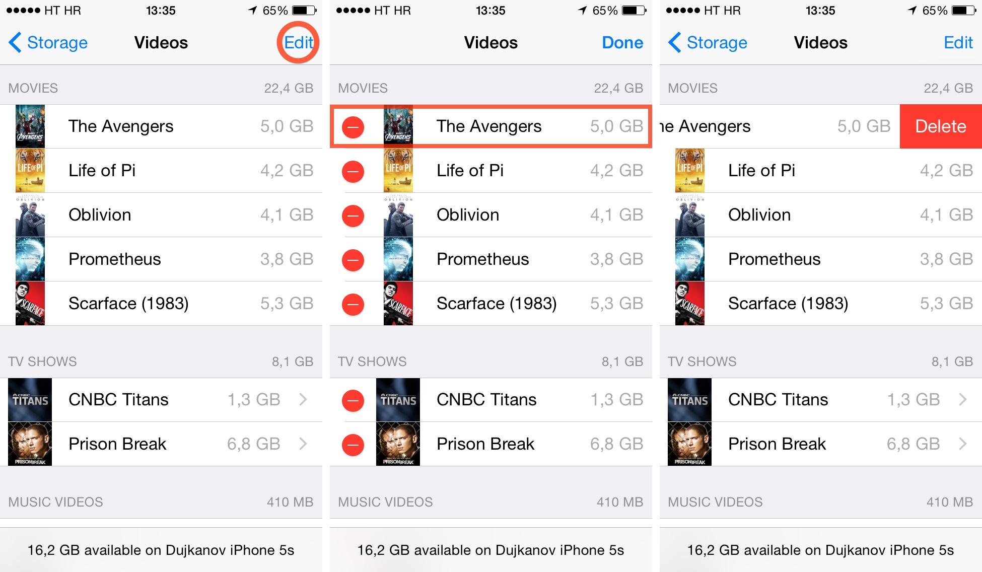 How To Permanently Delete Videos From Iphone Without Restored