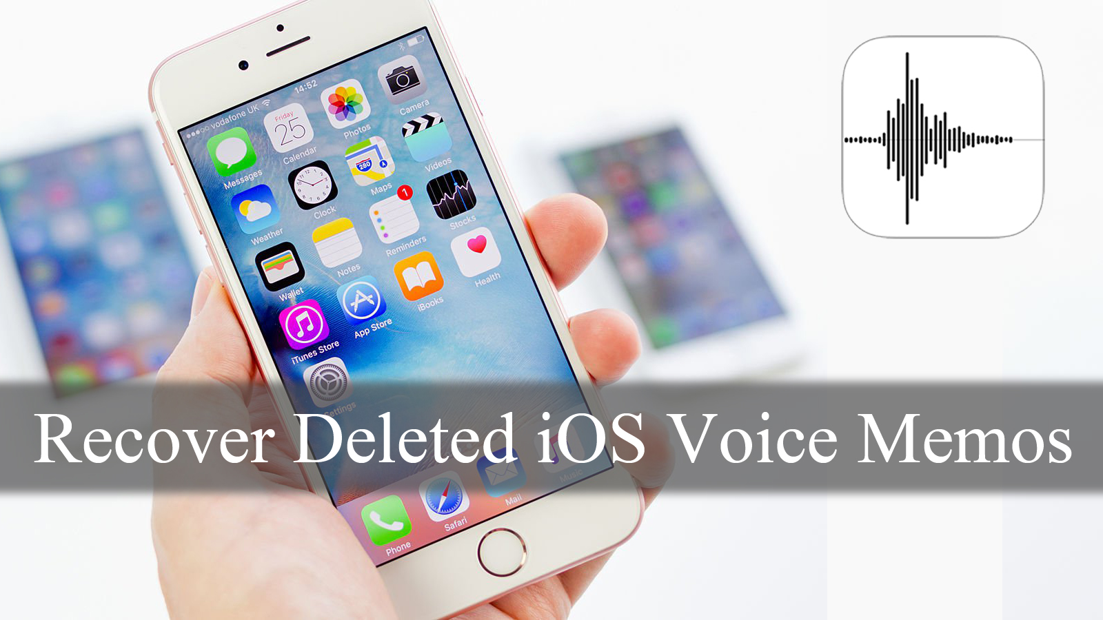 How To Recover Deleted Voice Memos On Iphone