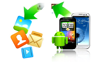 Recover Lost Contacts, SMS, Photos, Video and More from Android