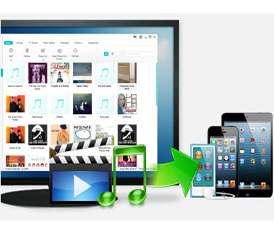 Transfer Songs and Videos from PC to iPhone/iPad/iPod without any data lost